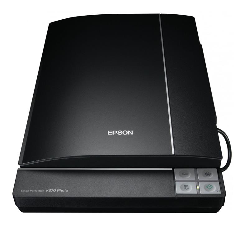 SCANNER EPSON V370P PERFECTION PHOTO