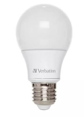 LAMPARA LED VERBATIM 9W 60W CALIDA