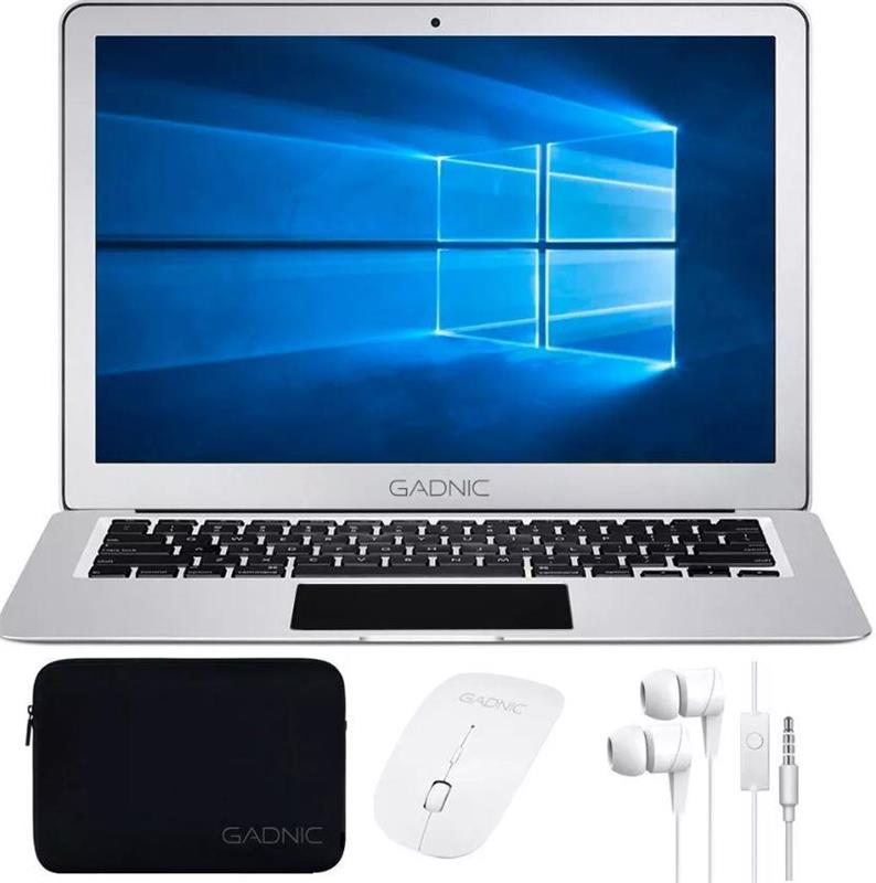 NOTEBOOK 14 GADNIC INTEL ATOM 2GB 32GB SSD
