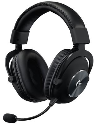 AURICULARES GAMER LOGITECH PRO X GAMING MICRO BLUE VO!CE