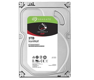DISCO RIGIDO 3TB SEAGATE IRONWOLF INTERNO
