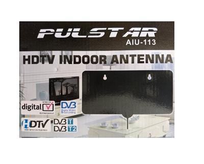 ANTENA TDA INTERNA PLUSTAR AIU-113 HD TV