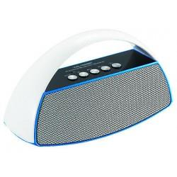 PARLANTE BLUETOOTH WS-1528BT RADIO FM COLOR BLANCO