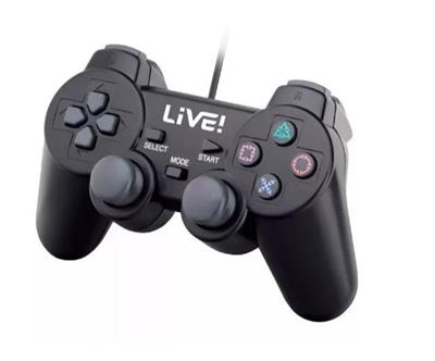 JOYSTICK ANALOGICO PARA PC USB LIVE! LVJ-926