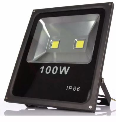 REFLECTOR LED 100W ERIC IP66 LUZ BLANCA