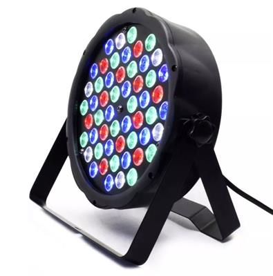 REFLECTOR LUCES VIDEOMAX PROTON 54 LED RGB
