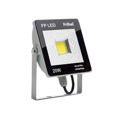 REFLECTOR LED 20W FRIHEL IP65 LUZ CALIDA