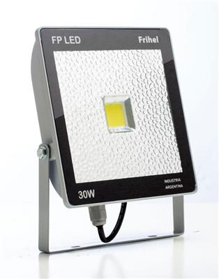 REFLECTOR LED 30W FRIHEL IP65 LUZ CALIDA