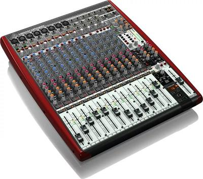 MIXER ANALOGICO BEHRINGER XENYX UFX1604 16 CANALES