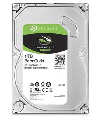 DISCO RIGIDO 1TB SEAGATE BARRACUDA INTERNO