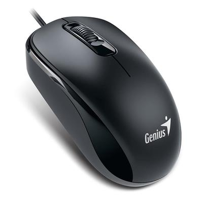 MOUSE PS2 GENIUS DX-110 NEGRO