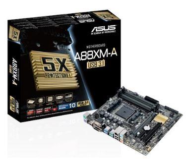 MOTHER ASUS A88XM-A FM2 USB 3.1