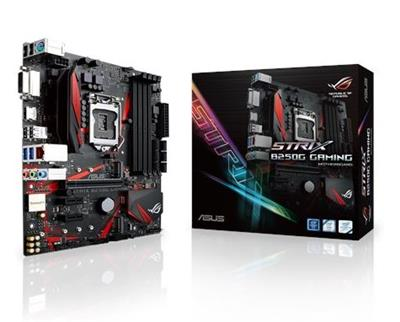 MOTHER ASUS STRIX B250G GAMING 1151 DDR4