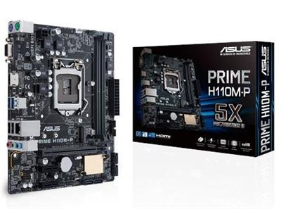 MOTHER ASUS PRIME H110M-P 1151 DDR4