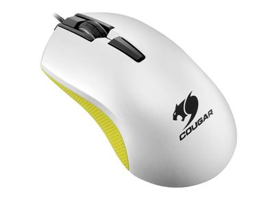 MOUSE COUGAR 3200 DPI 230M YELLOW