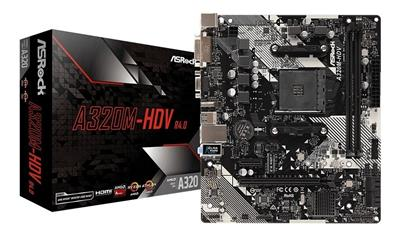 MOTHER ASROCK A320-HDV RV 4.0 (AM4)