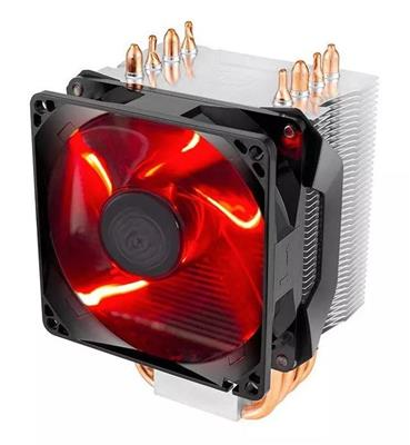 COOLER CPU COOLER MASTER HYPER H410R RED LED INTEL AMD