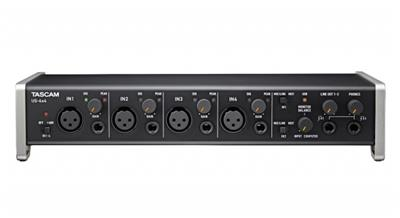 Placa De Sonido Tascam Us-4x4 4in/4out Midi