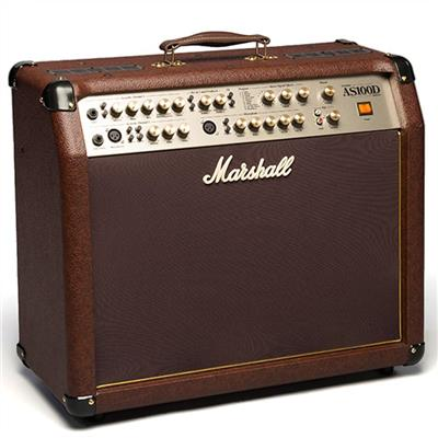 AMPLIFICADOR DE GUITARRA MARSHALL AS100D 2X50W 8