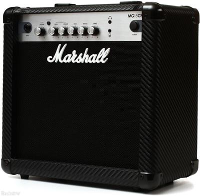 AMPLIFICADOR DE GUITARRA MARSHAL MG15CF  8