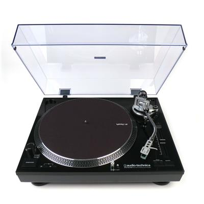 BANDEJA TOCADISCOS AUDIO TECHNICA AT-LP120BK-USB DIGITALIZADOR