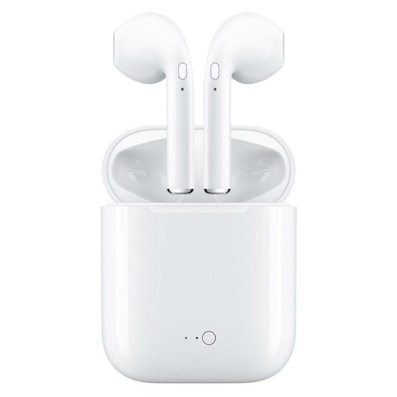 AURICULARES INALAMBRICOS I7S TWS GADNIC SIMIL AIRPODS