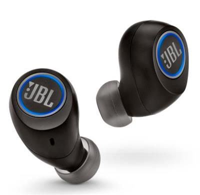 AURICULARES JBL BLUETOOTH FREE TRULY IN EARS NEGRO