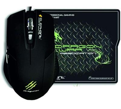 MOUSE GAMER DRAGON WAR DRAGUNOV ELE-G3