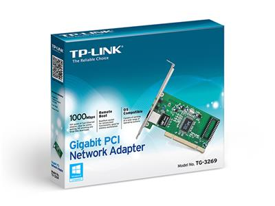 PLACA DE RED GIGABIT PCI TP-LINK TG-3269