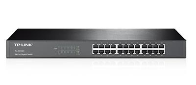 SWITCH 24 PUERTOS 10/100MBPS TP-LINK TL-SF1024