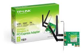 PLACA DE RED PCI EXPRESS WIFI TP-LINK WN881ND