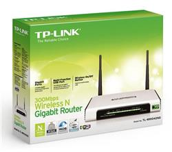 ROUTER WIFI TP-LINK WR1042ND 300MB 2 ANT