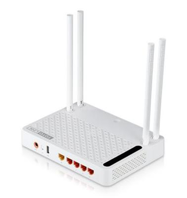 ROUTER WIFI 4 ANT 2BAND GIGABIT A2004NS