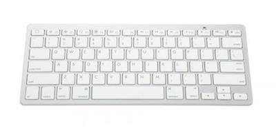 TECLADO WIRELESS BT ULTRASLIM MBK103 BCO