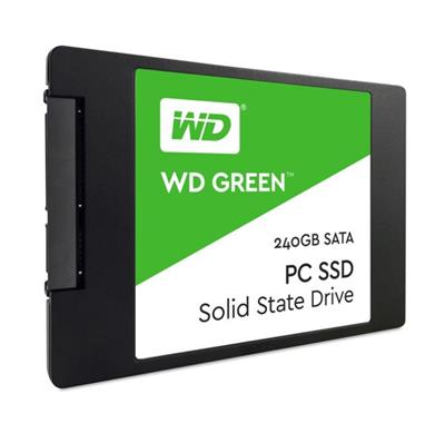 DISCO DE ESTADO SOLIDO SSD 240GB WD GREEN SATA