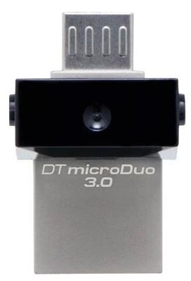 PENDRIVE KINGSTON 64GB MICRODUO 3.0 OTG DTDUO3