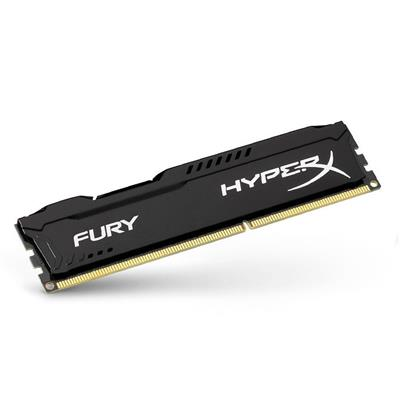 MEMORIA RAM DDR4 4GB 2400 KINGSTON HYPERX FURY BLACK