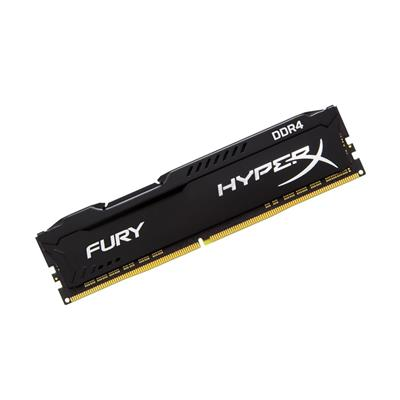MEMORIA RAM DDR4 8GB 2400 KINGSTON HYPERX FURY BLACK