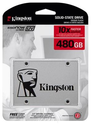 DISCO DE ESTADO SOLIDO SSD 480GB KINGSTON SATA A400