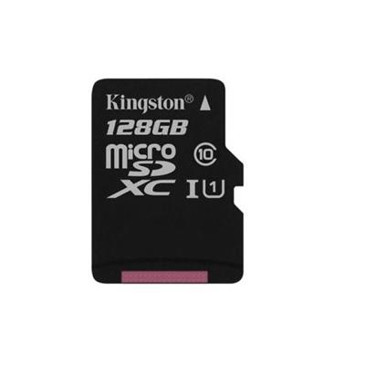 MEMORIA KINGSTON MICRO SD 128GB + ADAPTADOR CLASE 10 SDXC