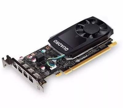 PLACA DE VIDEO NVIDIA PNY QUADRO P600 DDR5 2G