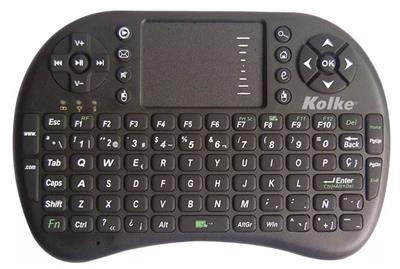 MINI TECLADO KOLKE INALAMBRICO PARA SMART TV KAIR-1E