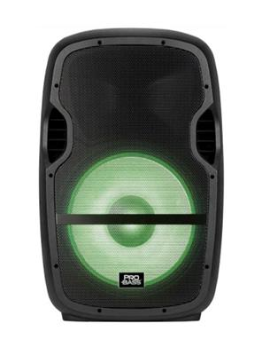 PARLANTE INALAMBRICO PRO BASS ELEVATE LP BT 15
