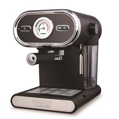 CAFETERA EXPRESSO PEABODY 15 BARES 1100W PECE5002