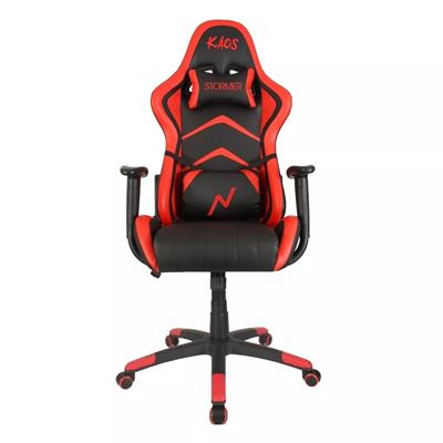 Silla Butaca Gamer Noga Kaos 2 Almohadones Pc Xbox Ps4