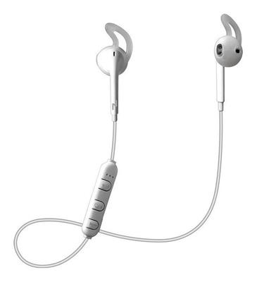 AURICULARES BLUETOOTH NOGANET SPORT FIT BT325 BLANCO