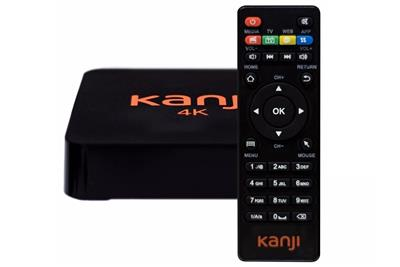 CONVERSOR ANDROID SMART TV MINIPC KANJI  4K