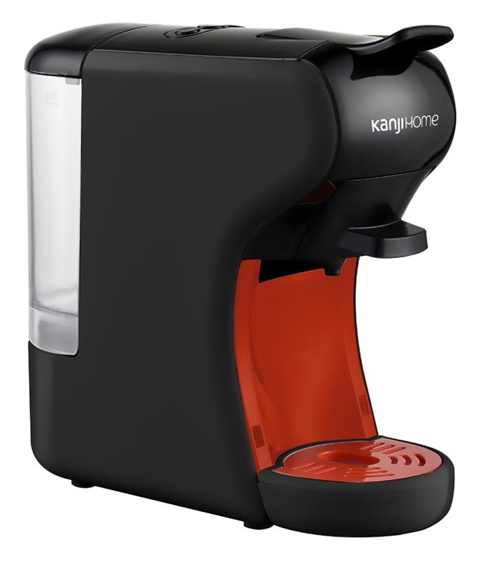 CAFETERA MULTICAPSULA KANJI HOME KJH-CM1500MC01 NEGRA