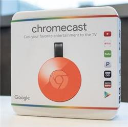 GOOGLE CHROMECAST TV HDMI WIFI 2DA GENER