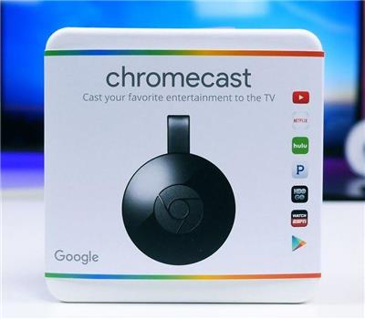 GOOGLE CHROMECAST TV HDMI WIFI 2DA GENERACION